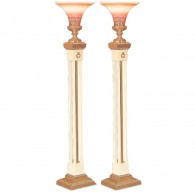 Signature Torchiere Lamps