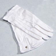 Snap-Fastened Pallbearer Gloves