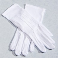 Stretch Nylon Pallbearer Gloves