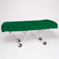 Morutary Cot Cover Green