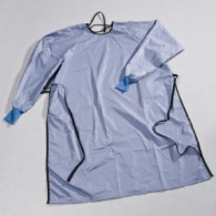 Backless Isolation Gown - XL