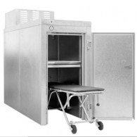 Roll-In 2-Compartment Refrigerator