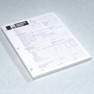Embalming Report Forms
