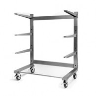 Cantilever System: 4-Tier
