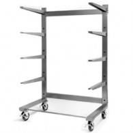 Cantilever Storage System: 5-Tier