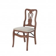 Chippendale Upholstered Chair