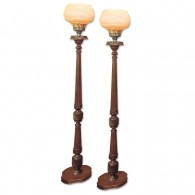 Bordeaux Torchiere Lamps