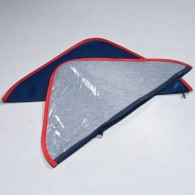 Vinyl Zippered Flag Case