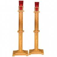 Illinois Prairie Candlesticks