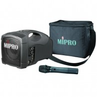 MiPro 101A with Microphone & Case