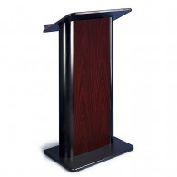 Contemporary Flat Panel Lectern