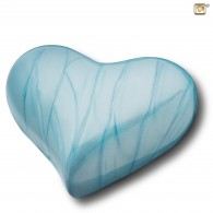 Love Heart Blue