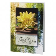 Serenity Acknowledgment Card