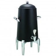 Black Thermo-Urn  3 Gal.