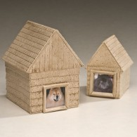 Ceramic Doghouse