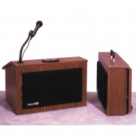 EZ-Speak Folding Tabletop Lectern
