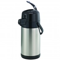 Lever Airpot 2.2L - Stainless