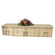 Bamboo Coffin 6 ft. 5 in.