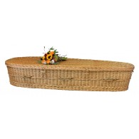 Willow Casket 6 ft. 5 in.