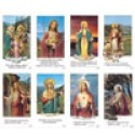Latina Series Prayer Cards