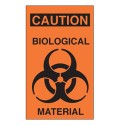 Caution Biological Material