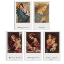 Madonna Series Prayer Cards