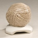 Kitty's Ball of Yarn: Natural