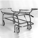 Chassis & Embalming Table Frame
