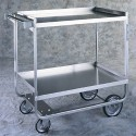 2-Tier U-Frame Heavy-Duty Cart