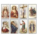 Velasquez Series Assorted Subject Prayer Cards