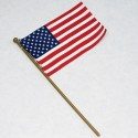 Basic American Stick Flag
