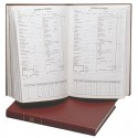 Funeral Record Book
