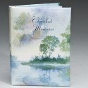 Morning Mist Deluxe Register Book