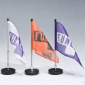 Magnetic Funeral Flag Set
