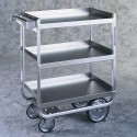3-Tier U-Frame Heavy-Duty Cart